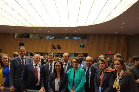 Réunion de haut niveau des nations unies sur la Tuberculose avec la participation de la présidente du CCM Pr Zoubida BOUAYAD