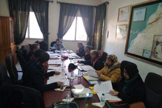 Comité de pilotage pour la préparation de la nouvelle demande de financement